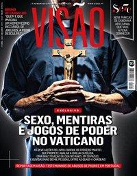 capa Visão de 13 fevereiro 2019