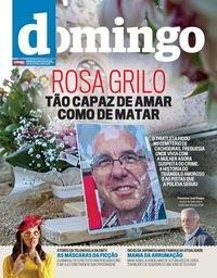 capa Domingo CM de 3 março 2019