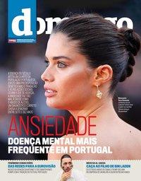 capa Domingo CM de 10 março 2019