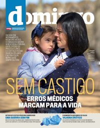 capa Domingo CM de 17 março 2019