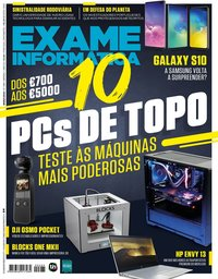 capa Exame Informática de 1 março 2019
