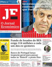 capa Jornal Económico de 29 março 2019