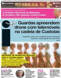 capa Jornal i de 13 março 2019