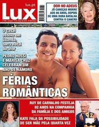 capa Lux de 7 março 2019