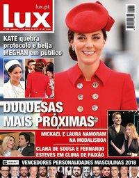 capa Lux de 14 março 2019