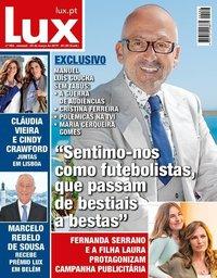 capa Lux de 21 março 2019