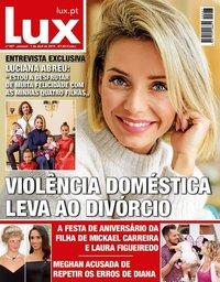 capa Lux de 28 março 2019