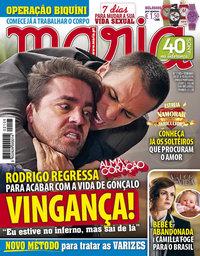 capa Maria de 7 março 2019