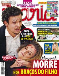 capa Maria de 28 março 2019