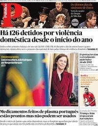 capa Público de 1 março 2019