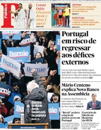 capa Público de 4 março 2019