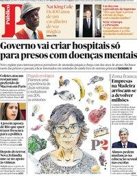 capa Público de 17 março 2019