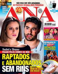 capa Revista Ana de 17 março 2019