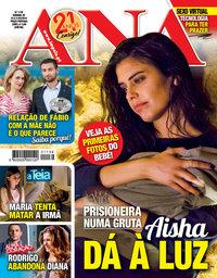 capa Revista Ana de 25 março 2019