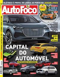 capa Revista Auto Foco de 7 março 2019