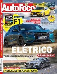 capa Revista Auto Foco de 14 março 2019