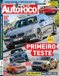 capa Revista Auto Foco de 21 março 2019