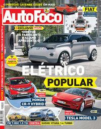 capa Revista Auto Foco de 28 março 2019