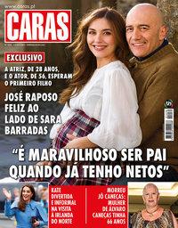 capa Revista Caras de 7 março 2019