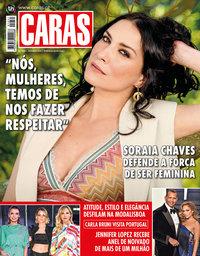 capa Revista Caras de 14 março 2019