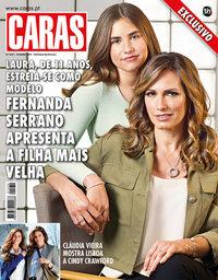 capa Revista Caras de 21 março 2019