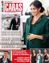 capa Revista Caras de 28 março 2019