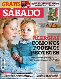 capa Revista Sábado de 14 março 2019