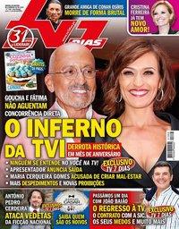 capa TV7 Dias de 3 março 2019