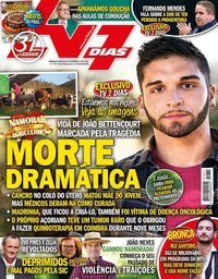 capa TV7 Dias de 24 março 2019