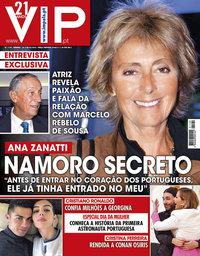 capa VIP de 2 março 2019