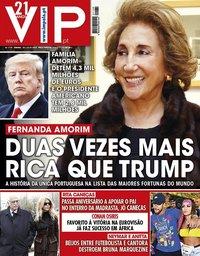 capa VIP de 9 março 2019