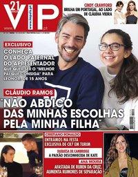 capa VIP de 16 março 2019