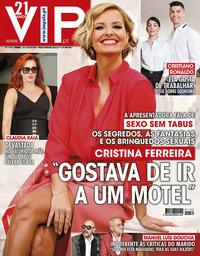 capa VIP de 23 março 2019