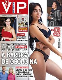 capa VIP de 30 março 2019