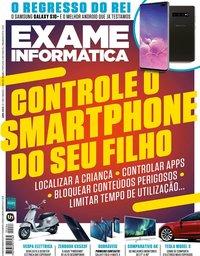 capa Exame Informática de 1 abril 2019