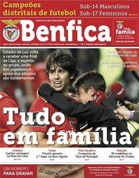 capa Jornal Benfica de 19 abril 2019
