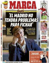 capa Jornal Marca de 5 abril 2019
