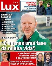 capa Lux de 16 abril 2019