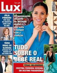 capa Lux de 18 abril 2019