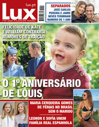 capa Lux de 25 abril 2019