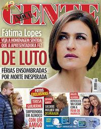 capa Nova Gente de 24 abril 2019