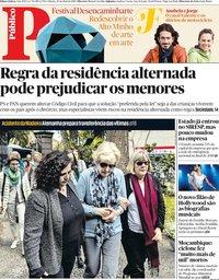capa Público de 20 abril 2019