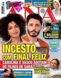 capa Revista Ana de 1 abril 2019