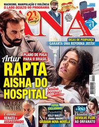 capa Revista Ana de 8 abril 2019