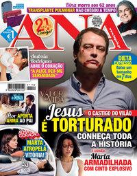 capa Revista Ana de 15 abril 2019