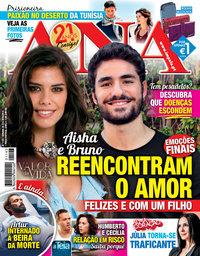 capa Revista Ana de 22 abril 2019