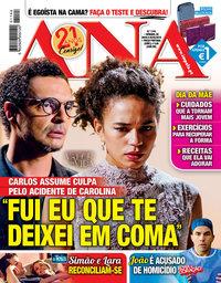 capa Revista Ana de 29 abril 2019