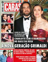 capa Revista Caras de 4 abril 2019