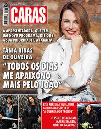 capa Revista Caras de 18 abril 2019