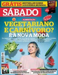 capa Revista Sábado de 11 abril 2019